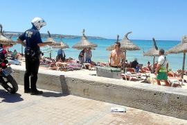La falta de vivienda hace peligrar el refuerzo de Policía Nacional en Palma