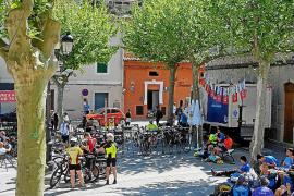 Bunyola busca nuevos espacios públicos ante la proliferación de cicloturistas