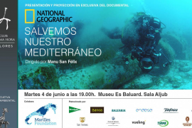 "Documental de National Geographic ""Salvemos nuestro Mediterráneo"""