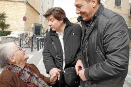 El alcalde reclama a Cirer un trato igual al que recibe Alaró en materia social