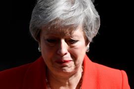 Theresa May anuncia su dimisión para el 7 de junio entre lágrimas