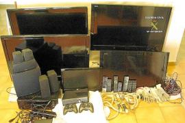 Detenidos dos individuos tras robar en diversas viviendas de Santanyí