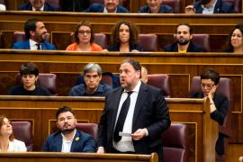 La Mesa del Congreso suspende a los diputados presos