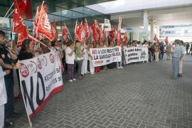 UGT acusa al IB-Salut de contratar «a dedo»
