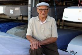 Fallece Rafel Llinàs, maestro de la vela balear