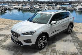 Nuevo Seat Tarraco, un SUV de lo más seguro y práctico