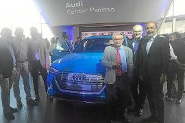 Audi Center Palma dio a conocer en sus instalaciones el nuevo Audi e-tron