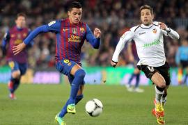 El Barça tiene que volver a ganar al Valencia en el Camp Nou