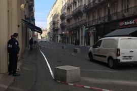 Al menos ocho heridos en una explosión en el centro de Lyon