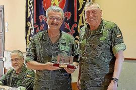 El coronel Teodoro Pou pasa a la reserva y deja el Centro de Historia y Cultura Militar de Baleares