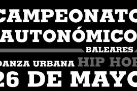 Trui Teatre acoge el Campeonato Autonómico de Danza Urbana 2019