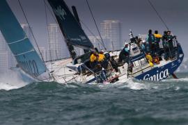Las extremas condiciones meteorológicas obligan a cambios en la  salida de la cuarta etapa de la Volvo Ocean Race