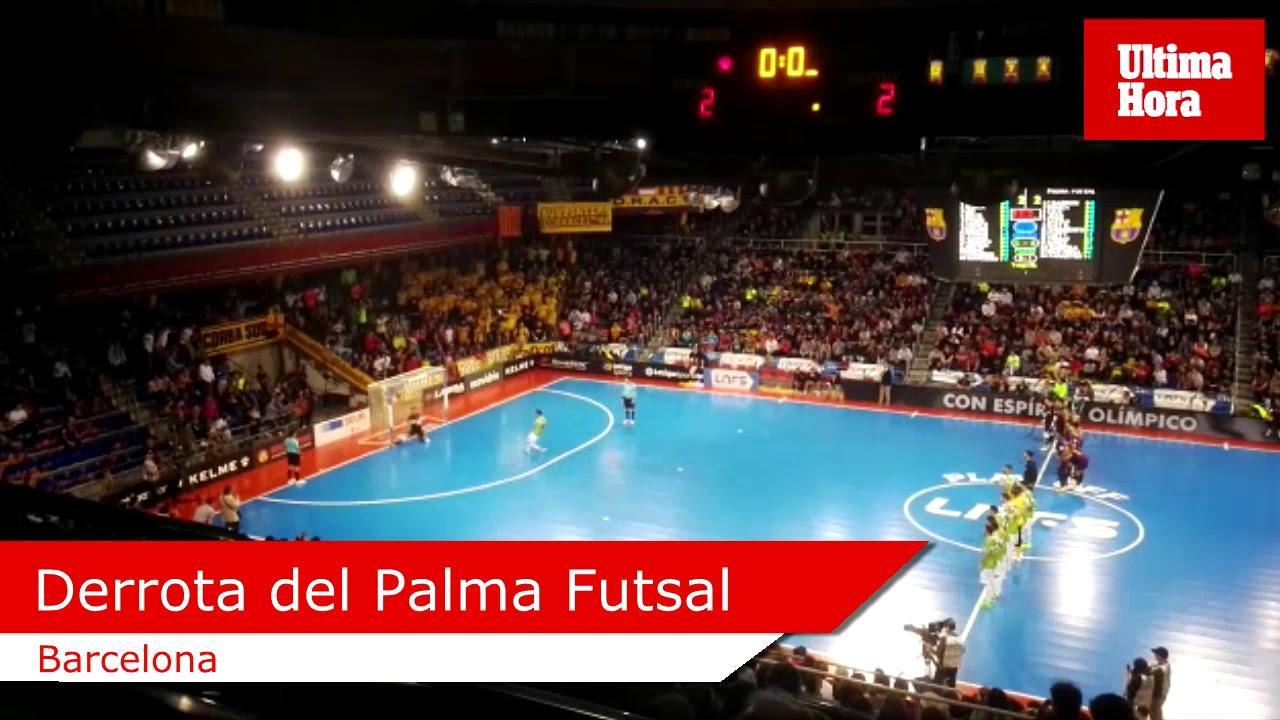 Pena máxima para el Palma Futsal