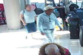 Detenido un matrimonio que robaba maletas y bolsos en hoteles de Calvià