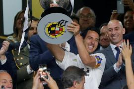 El Valencia toca de nuevo la gloria