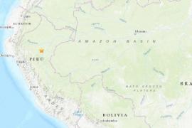 Registrado un terremoto de magnitud 8 en el norte de Perú