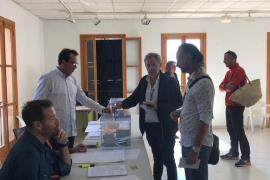 El PSOE gana fuerza en Sant Llorenç ante un Puigrós que sigue siendo la lista más votada