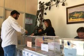 Guillem Villalonga, alcalde de Més en Mancor de la Vall por seis votos