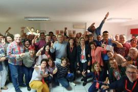 Alfonso Rodríguez roza la mayoría absoluta para el PSOE en Calvià
