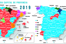 Así ha votado España en las elecciones municipales