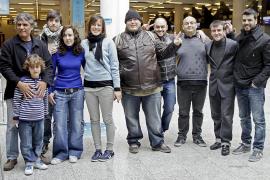 El equipo de LADAT viaja a Madrid para su cita esta noche con los Goya