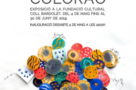 Exposición de Jaime Colorao en la Fundació Coll Bardolet