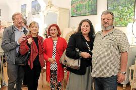 Vicky Pérez y José Robles presentan sus obras