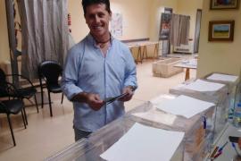 Chema Muñoz consolida y amplía su mayoría para el PSOE en Lloseta