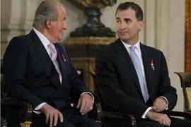 Así ha comunicado el rey Juan Carlos I su adiós a la vida pública