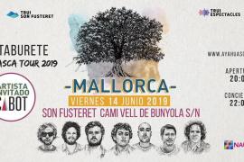 Ocio en Mallorca: Concierto de Taburete en Palma
