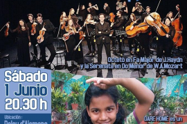Concierto solidario a beneficio de Dare Home con la Orquestra Lauseta