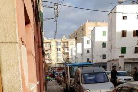 Detenidos tres menores fugados de un centro por okupar una casa en Palma