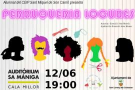 El Auditòrium Sa Màniga acoge la obra 'Perruquería Locures'