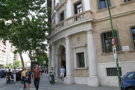 Condenado a dos años de prisión por ocho robos en locales de Mallorca