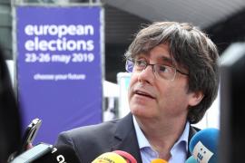 Estrasburgo rechaza la demanda de Puigdemont contra la anulación del pleno de octubre de 2017