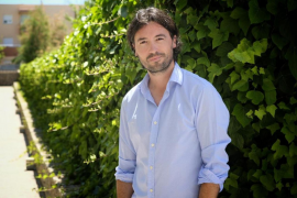 El periodista y columnista Ricardo F.Colmenero es el autor del libro Literatura infiel que se presenta mañana en el Hotel Pacha
