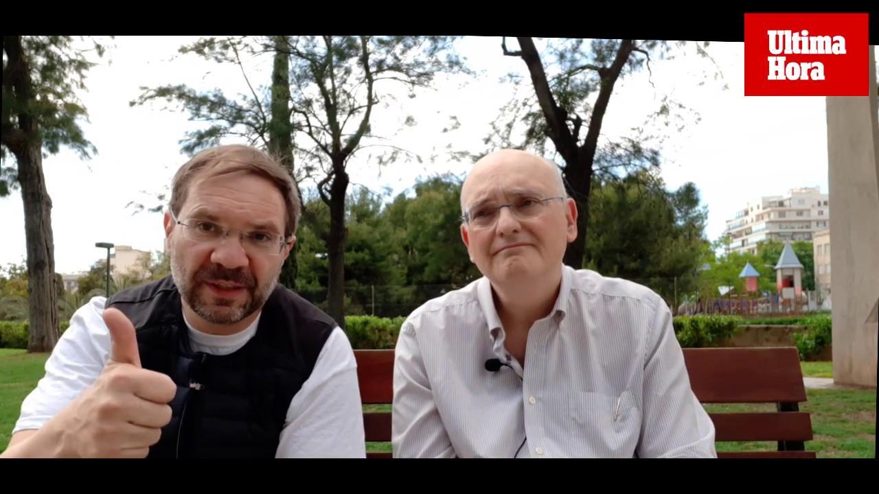 Miquel Deyà: «Un balearico debe ser optimista por naturaleza»