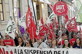 El Gobierno amenaza desde marzo con impugnar la carrera profesional