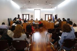 Sigue en Ibiza la reunión de la Junta Electoral para recontar votos y confirmar si el PSIB gana la alcaldía de Vila
