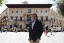 Isern renuncia al acta de regidor de la oposición en Palma y abandona la política