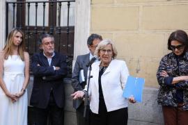 Carmena intentará su investidura como alcaldesa