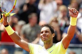 Nadal pasa sin problemas a tercera ronda en Roland Garros