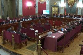 La Fiscalía ratifica su acusación por rebelión contra Junqueras, Forcadell y Jordis y mantiene las penas de 25 años