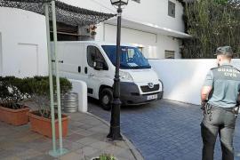 La Guardia Civil investiga la muerte de un joven británico en un apartamento de Sant Antoni