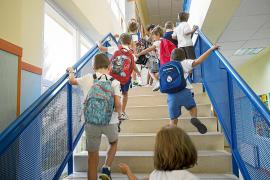 Imagen de archivo de un centro escolar
