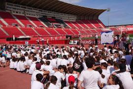 Carrera contra el hambre en el Liceo Francés de Palma
