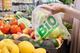 Lidl elimina las bolsas de plástico de frutas y verduras