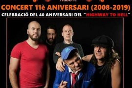 Cartel de The Billy Young Band
