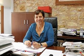 Futura alcaldesa de Santanyí: «El PP se tiene que centrar y trabajar para que no haya tantas voces discordantes»