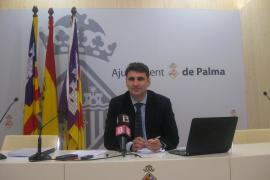 Durán cree que «lo lógico» es que Martínez sea el portavoz del PP en el Ajuntament de Palma